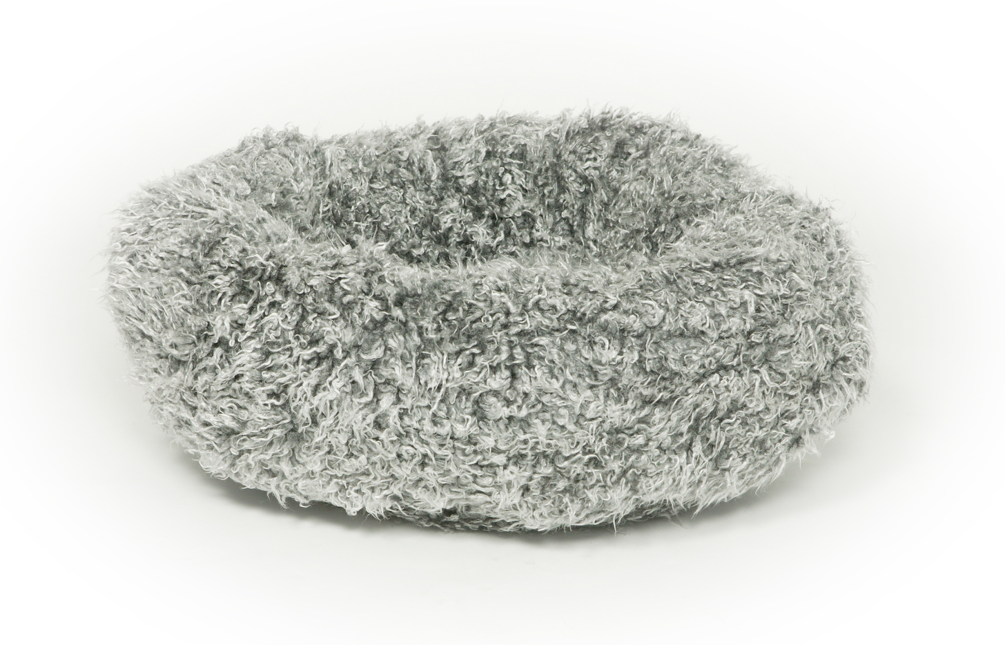Fluffies Cat Cushion Grey by Danish Design