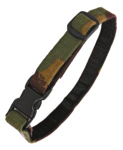 Luxury Camo Cat Collar by Creature Clothes
