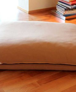 Luxury Divan Cinque Fleece Cat Bed Caramel 2