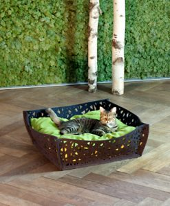 Luxury Felt Bowl Nido Cat Bed