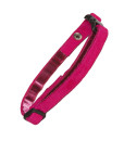 Luxury Fuchsia Faux Suede Cat Collar by Creature Clothes