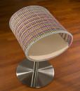 Luxury Rondo Crochet Cat Stand Cream