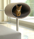 Luxury Rondo Felt Cat Stand