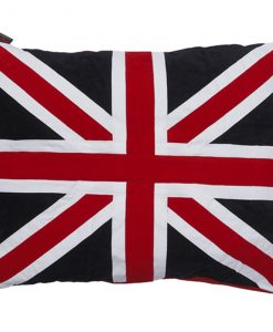 Union Jack Cat Nappa Red, White & Blue by Creature Clothes