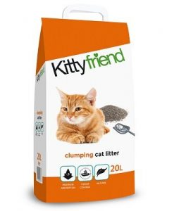 Kitty Friend (previously Sanicat) Clumping Cat Litter 20L