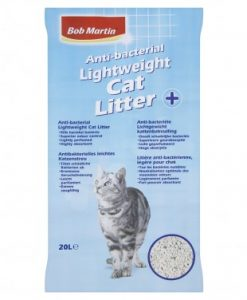 Bob Martin Anti Bacterial Lightweight Cat Litter 20 L