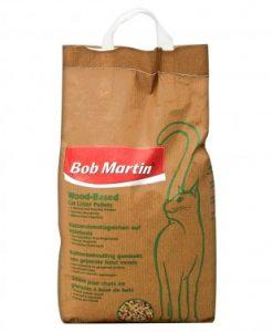 Bob Martin Wood-based Cat Litter 10 L