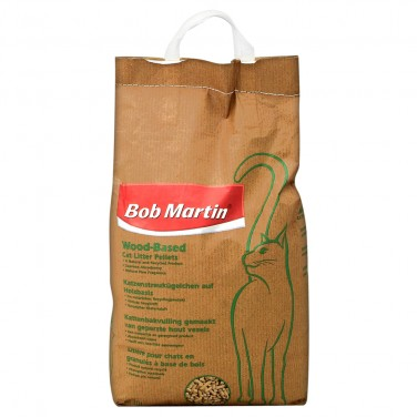 Bob Martin Wood-based Cat Litter 10 L