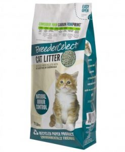 Breeder Celect Cat Litter 30L