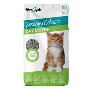 Breeder Celect Cat Litter 30L