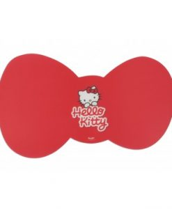 Hello Kitty Bow Feeding Mat