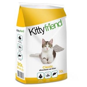 Kitty Friend Sanicat Classic Cat Litter 30L