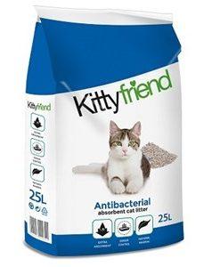 Sanicat/Kitty Friend Antibacterial Cat Litter 25L
