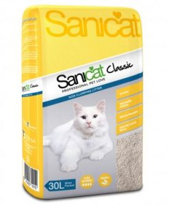 Sanicat Classic Cat Litter 30L