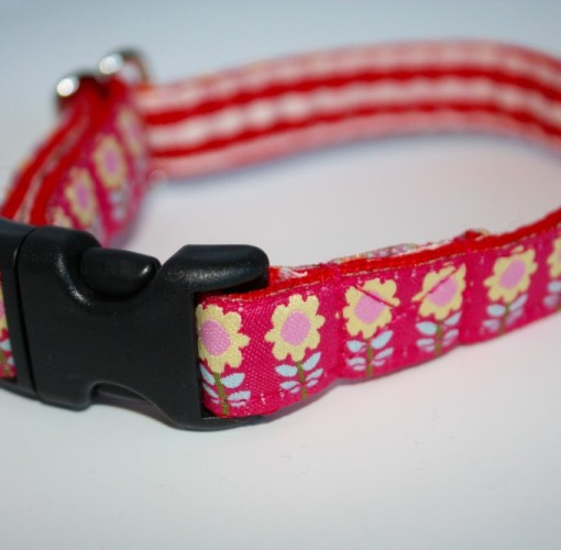 Daisy Designer Cat Collar by Scrufts