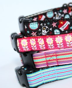 Designer Cat Collars by Scrufts