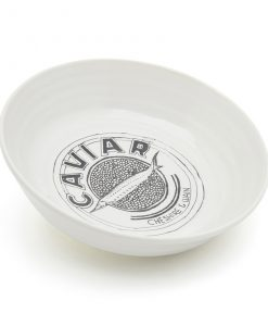 Caviar Cat Bowl by Cheshire and Wain UK