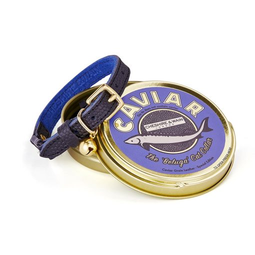 Caviar Collection Beluga cat collar
