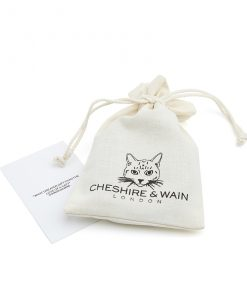 Cheshire and Wain Luxury Cat Collars Gift Bag