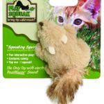 Play-N-Squeak Squirrel Cat Toy