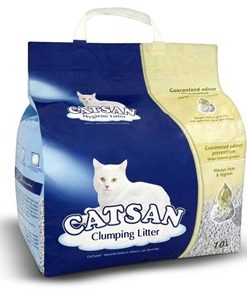 Catsan Clumping Ultra Cat Litter 5L