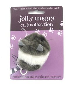 Jolly Moggy Vibro Mice Cat Toy