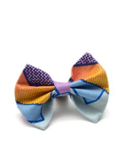 Feathers Cat Bow Tie