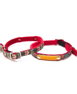 Lucky Dog Cat Collar