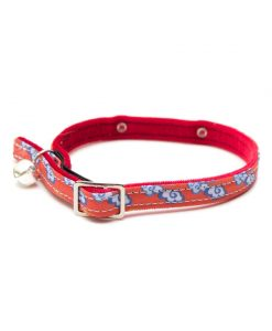Chinese Clouds Cat Collar