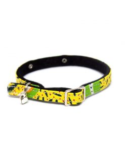 Safari Cat Collar Hiro and Wolf