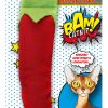 BAM Catnip Chilli Pepper Cat Toy