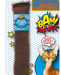 BAM Catnip Cigar Cat Toy