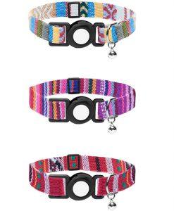 Cat Circus Navajo Safety Cat Collar