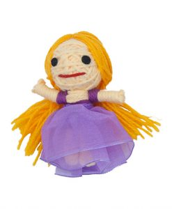 Anastasia The Princess Catnip String Doll Cat Toy
