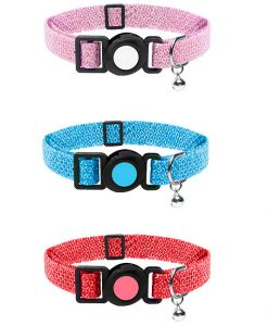 Cat Circus Glitter Safety Cat Collar