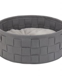 Habitat Felt Cat Bed Grey