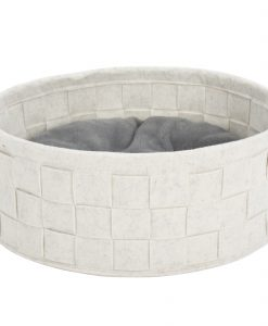 Habitat Felt Cat Bed White
