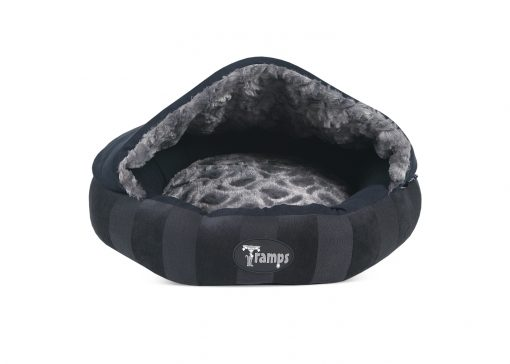 AristoCat Dome Cat Bed Black