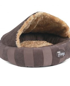 AristoCat Dome Cat Bed Brown