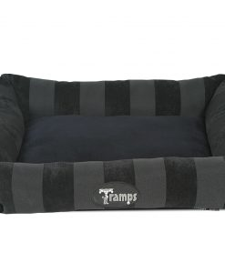 AristoCat Lounger Cat Bed Black
