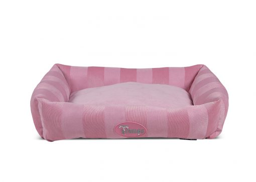 Pink AristoCat Lounger Cat Bed