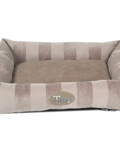 Tan AristoCat Lounger Cat Bed