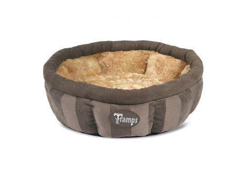 Brown AristoCat Ring Cat Bed