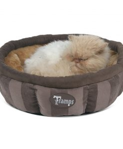 Brown AristoCat Ring Cat Bed