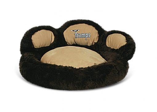 Grizzly Bear Paw Cat Bed