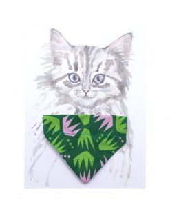 Combs Cat Bandana