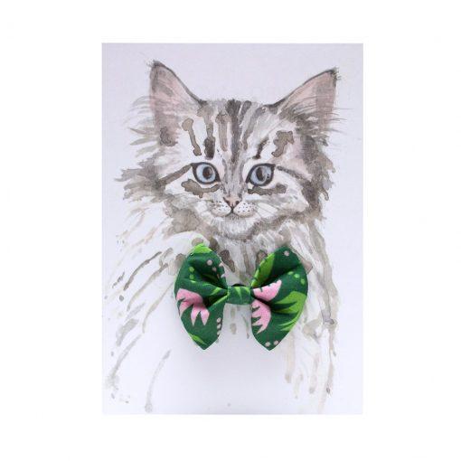 Combs Cat Bow Tie