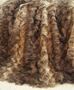 Luxury Romanov Faux Fur Cat Blanket