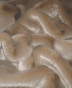 Luxury Honey Blonde Faux Fur Cat Blanket