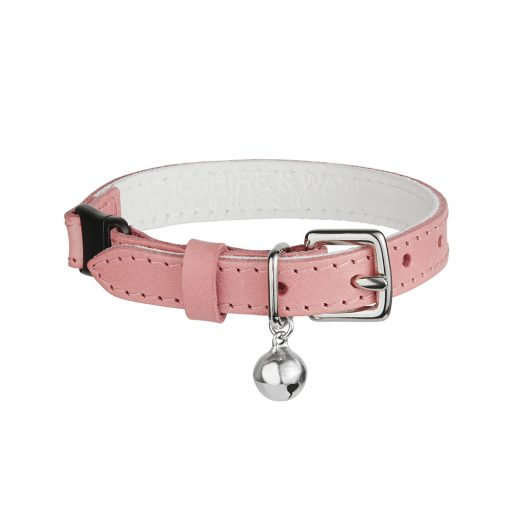 Luxury Strawberries and Cream Cat Collar